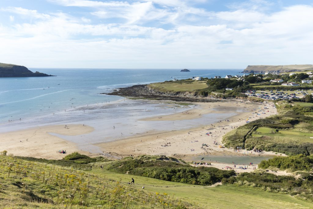 Beaches Padstow Area Daymer Bay 26 August 2016 2. Matt Jessop
