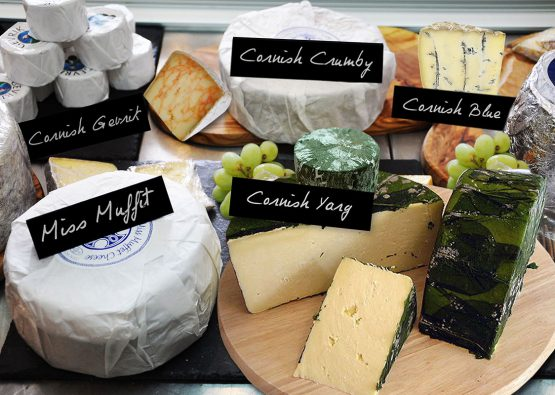 Cheeses Allotment Deli St Ives Cornwall Shop Local