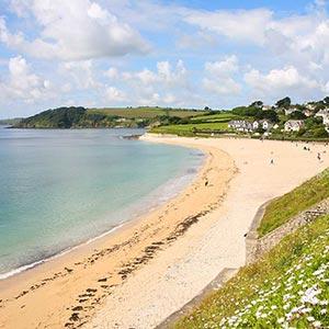 Ferienhäusern In Den Verschiedenen Küstengebieten Cornwalls Falmouth