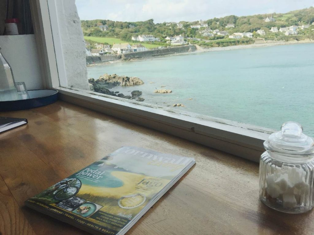 Forever Cornwall Coverack Cafe