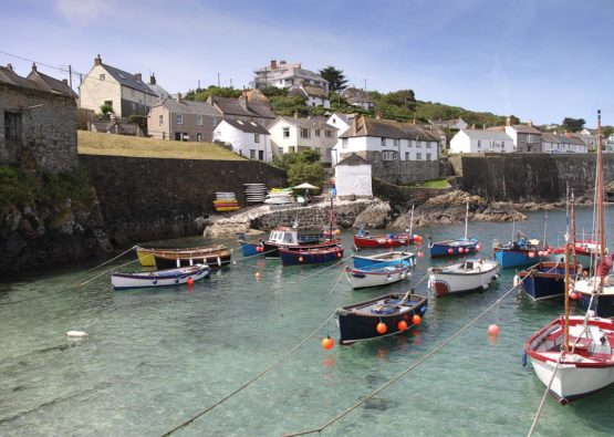 Harbour near Dog friendly apartment Coverack - Epic View by Forever Cornwall