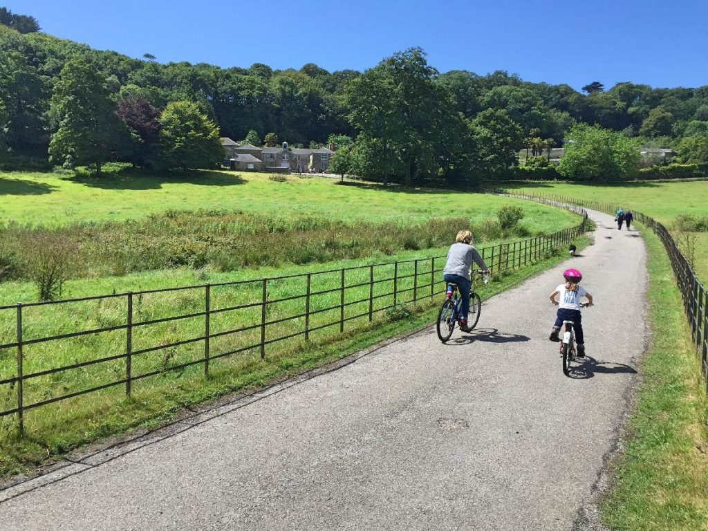 Forever Cornwall Penrose Cycling 3
