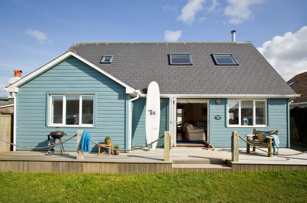 Beach house at Gwithian Towans - Rockpools from Forever Cornwall