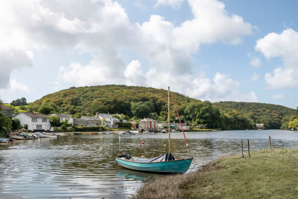 Fowey River near holiday cottages by Forever Cornwall