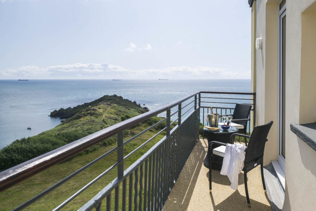 Headland Apartment Coverack Forever Cornwall23