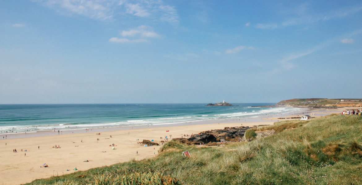 Gwithian and Godrevy