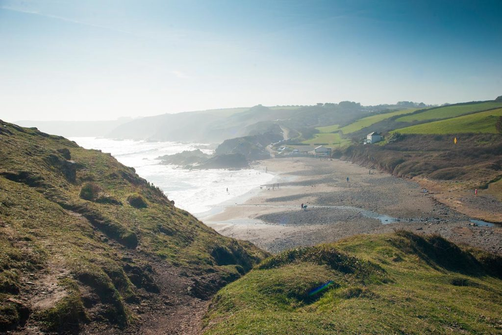 Kennack Sands, the Lizard Peninsula