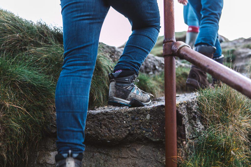Cornish walking holidays Gwithian South West Coast Path