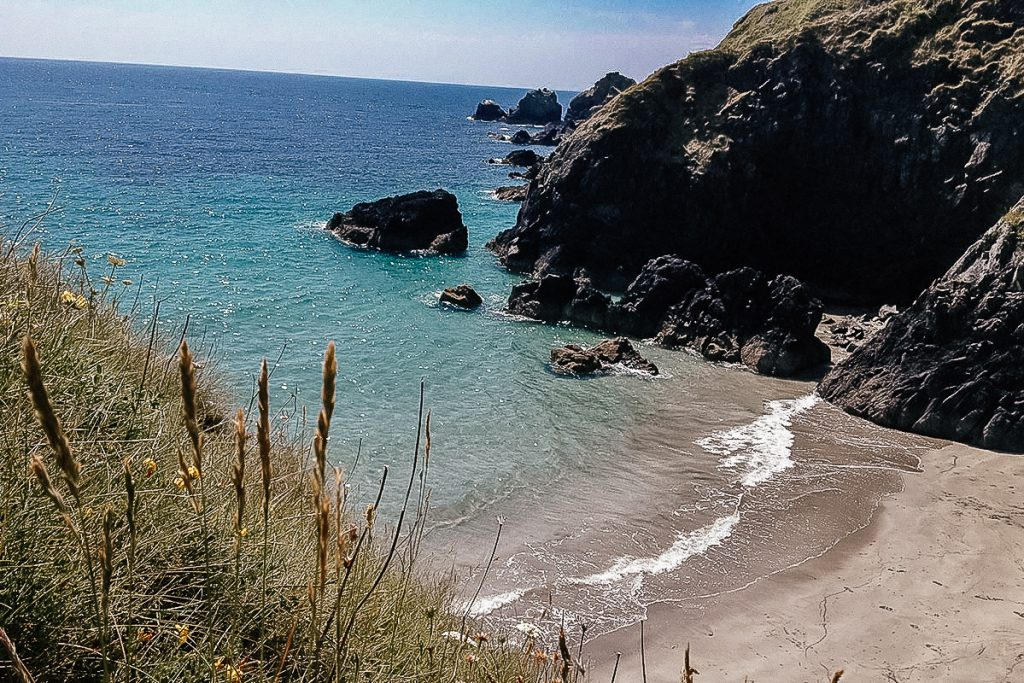 Lankidden Coverack Cornwall Secret Beaches