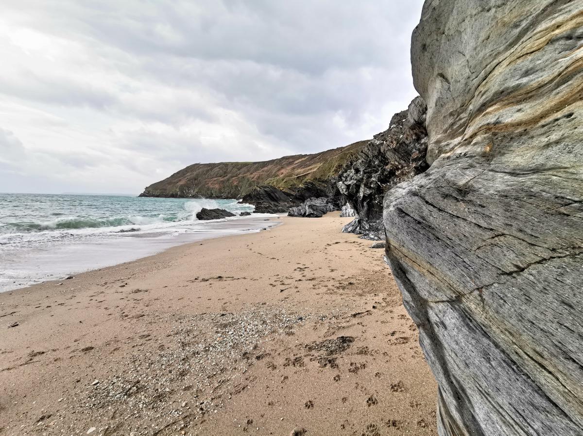 Lantic Bay Walk Forver Cornwall 00001