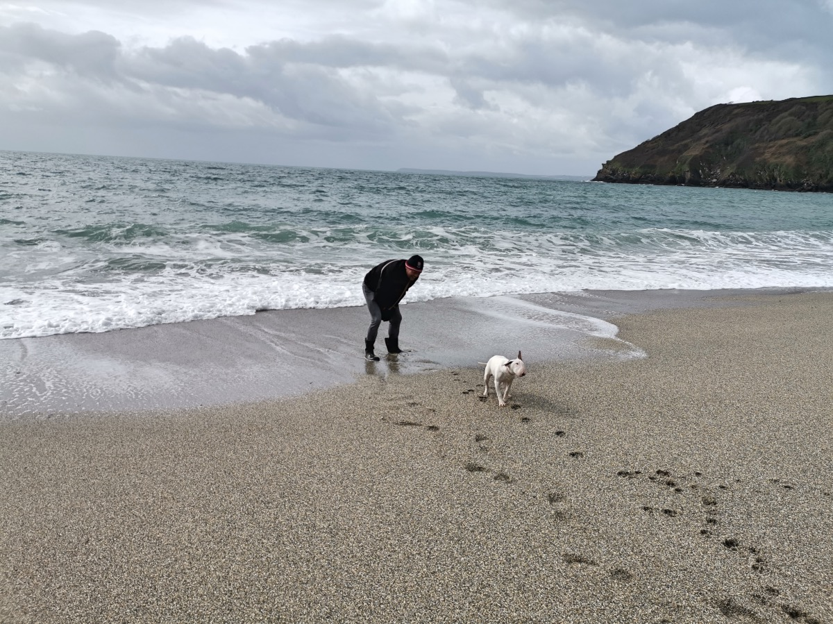 Lantic Bay Walk Forver Cornwall 00002