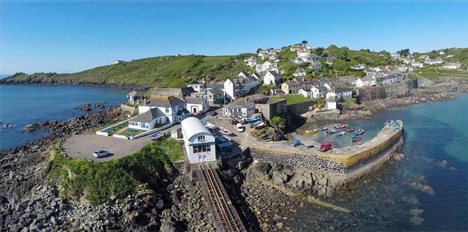 Coverack, the Lizard Peninsula