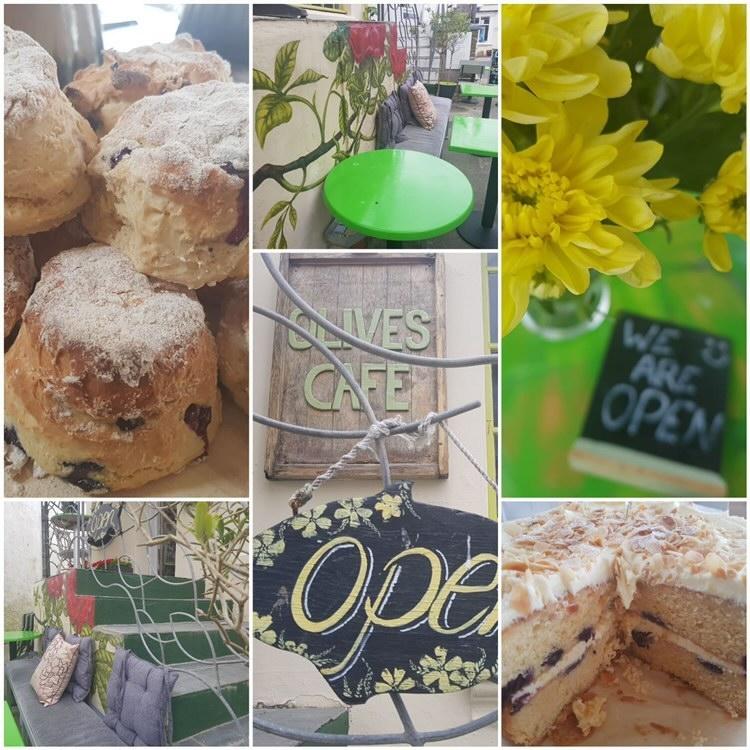 Olives cafe st ives forever cornwall