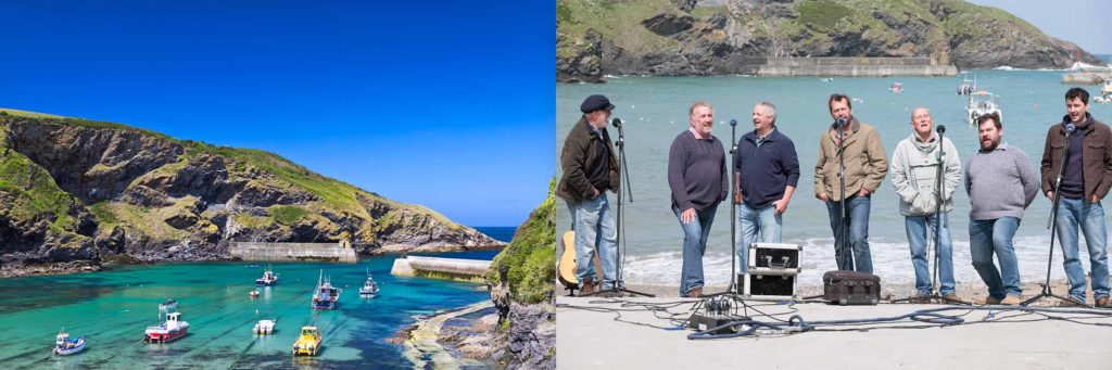 Port Isaac - Filming location for Fisherman's Friends