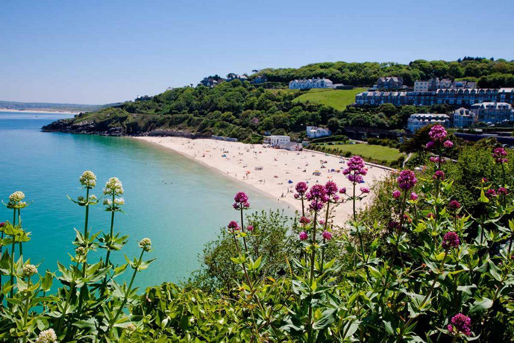 Porthminster Beach, St. Ives