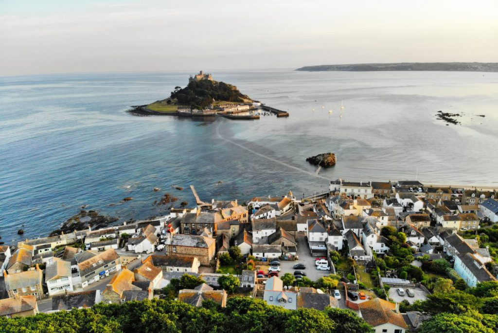 St Michael's Mount1