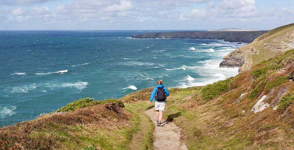Walking Holidays in Cornwall