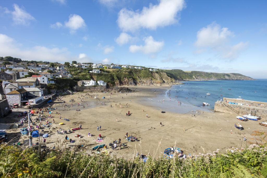 Gorran Haven Mevagissey Forever Cornwall