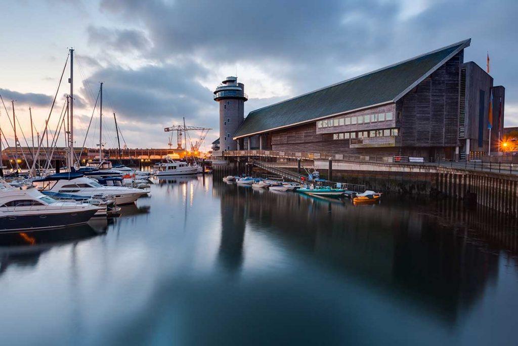 Bigstock National Maritime Museum 44646640