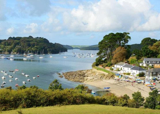 Helford Passage Forever Cornwall