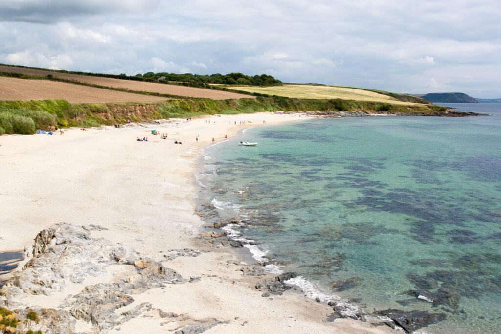 Towan Beach, Roseland, Forever Cornwall