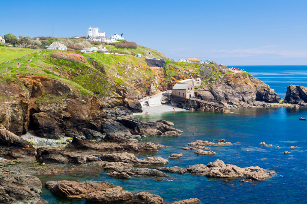 Lizard point Forever Cornwall