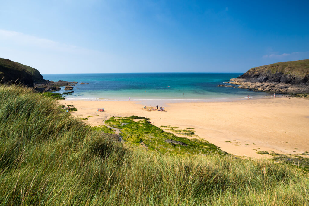 Poldhu cove, the Lizard, Forever Cornwall cottages