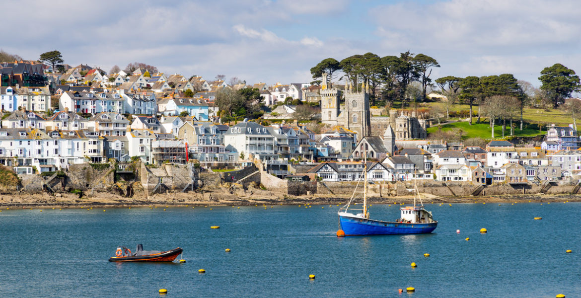 Fowey River holiday cottages by Forever Cornwall