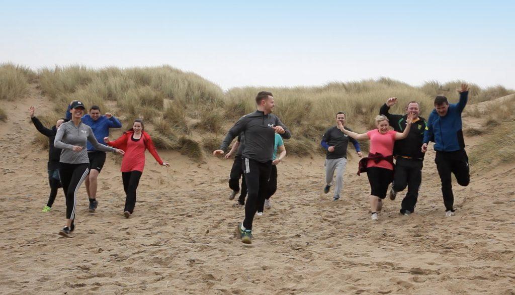 Beach Run2 M