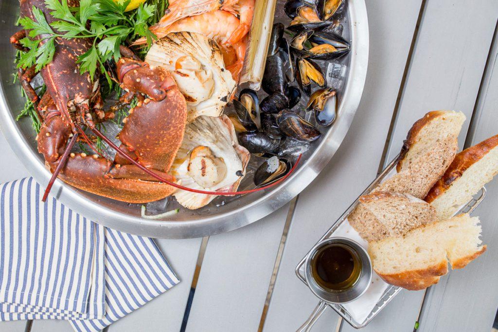 Catch Restaurant Mawgan Porth