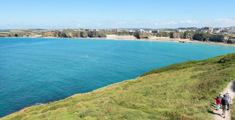 Coastal View Newquay