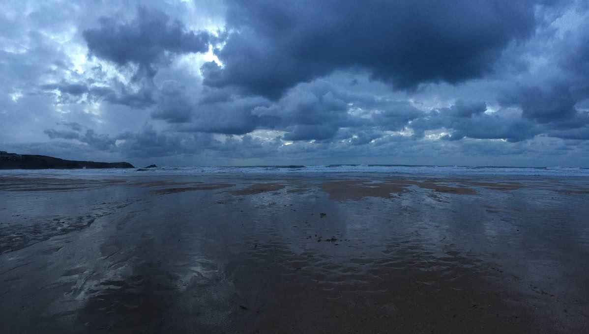 Fistral Storm