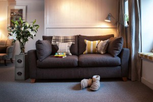 Forever Cornwall Artisan Cottage St Ives Comfy Sofa