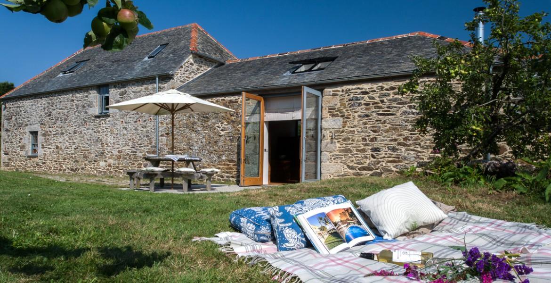 Forever Cornwall Avallen Barn Kestle Barton Helford