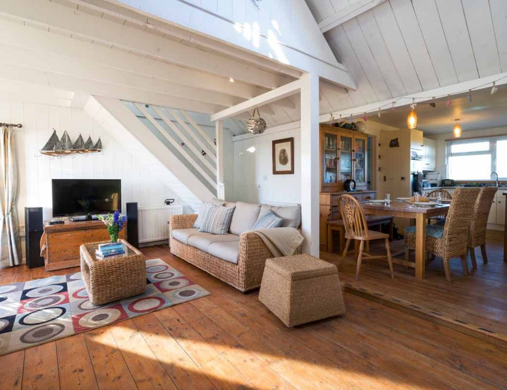 Forever Cornwall Bees Knees Beach Chalet Gwithian St Ives Bay 5