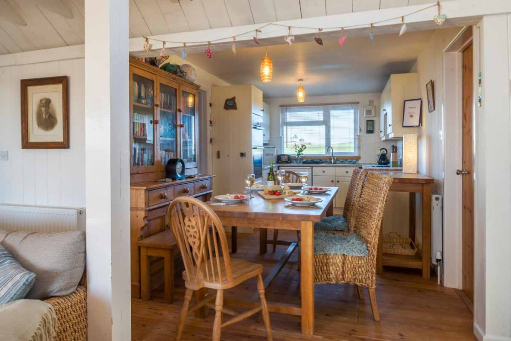 Forever Cornwall Bees Knees Beach Chalet Gwithian St Ives Bay 6