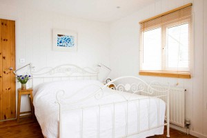 Forever Cornwall Bees Knees Gwithian St Ives Bay Master Bed