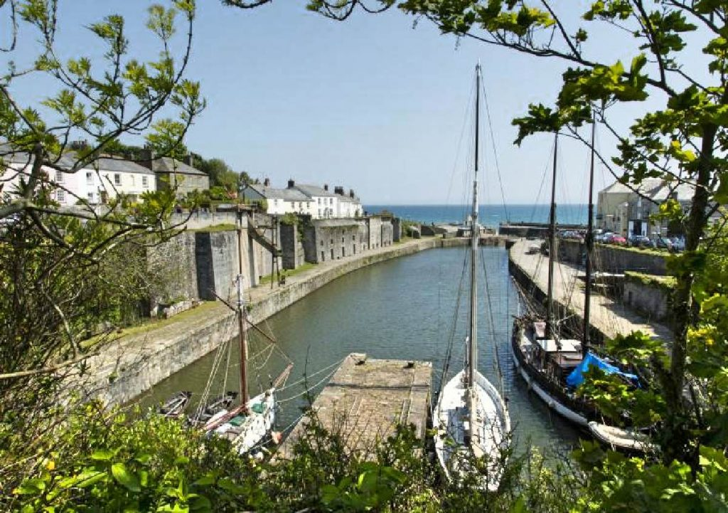 Forever Cornwall Charlestown