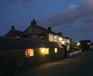 Forever Cornwall Halzephron Inn