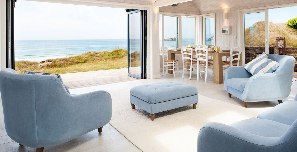 Forever Cornwall Holiday Cottages Luxury Beach House