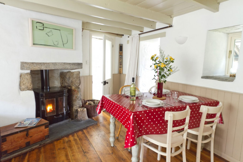 Forever Cornwall Kiln Cottage Newlyn 9