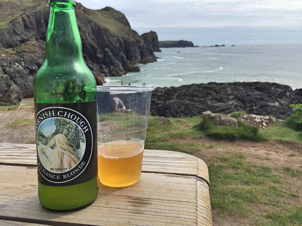 Forever Cornwall Kynance Beer Bottle