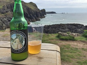 Forever Cornwall Kynance Beer Bottle