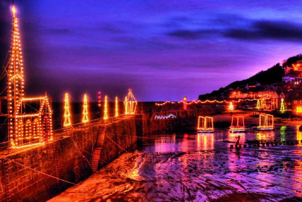 Forever Cornwall Mousehole Lights 2