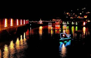 Forever Cornwall Mousehole Lights 3