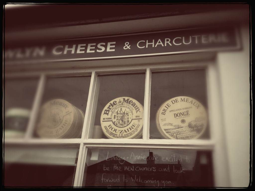 Forever Cornwall Newlyn Cheese Shop