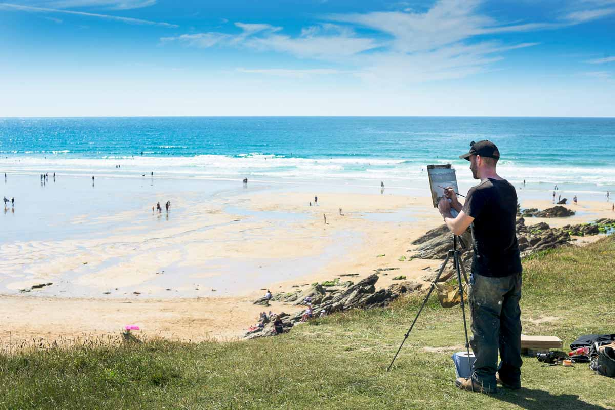 Forever Cornwall Newquay Fistral 6
