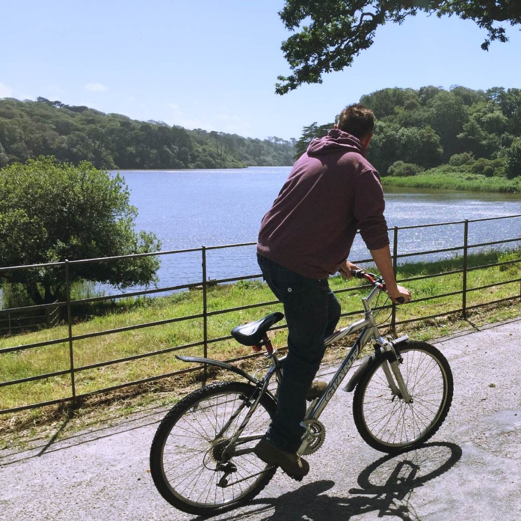 Forever Cornwall Penrose Cycling 2