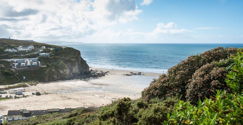 Forever Cornwall Polvenna Porthtowan Cliff View