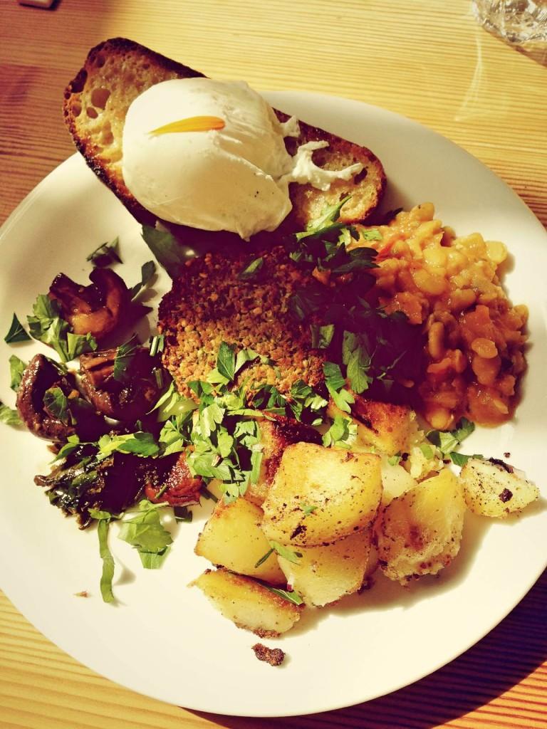 Forever Cornwall Potager Breakfast